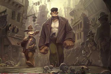 La película animada de The Goon vuelve a la vida gracias a Fox