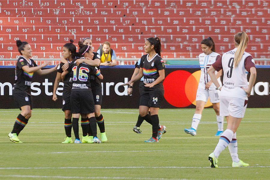 Santiago Morning, Copa Libertadores femenina