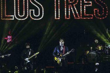 Los Tres vuelven al Teatro Municipal y harán inédita gira por Europa