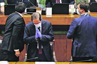 Congreso despacha veto a ley de indulto conmutativo y promulgación depende del TC