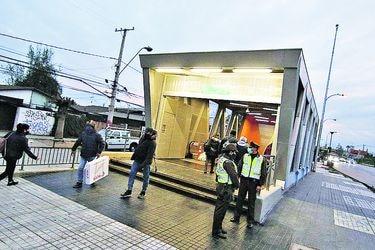 Viajes en Transantiago marcan mayor alza desde marzo