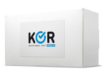 KOR: El test olfativo que ayuda a detectar el COVID-19 en las empresas