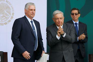 Presidente de México emplaza a Biden a detener políticas contra Cuba