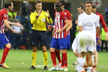 El árbitro reconoce ahora que el gol del Real Madrid ante el Atlético en la final de 2016 fue viciado