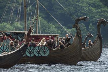 Netflix presentó al elenco de la nueva serie de Vikings