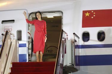 Liberación de ejecutiva de Huawei y de dos canadienses pone fin a tres años de crisis diplomática