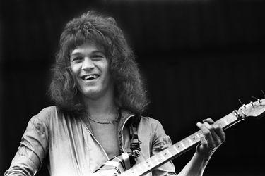 """Los primeros días de Van Halen, según Eddie: """"Tratamos de devolverle la emoción al rock"""""""
