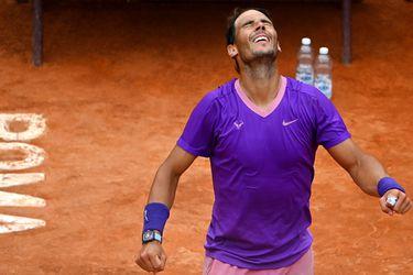 Nadal se toma revancha de Zverev y jugará su partido 500 en arcilla