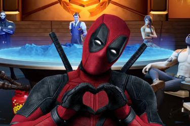 Ya puedes encontrar a Deadpool dentro de Fortnite