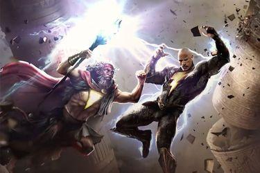 El poder de la película de Black Adam fue presentado con un teaser que promete cambiar al Universo DC