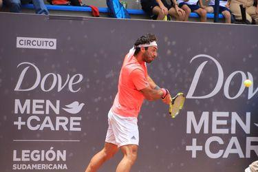 Una alegría para el tenis chileno: Gonzalo Lama vuelve en Quito a la final de un challenger tras cinco años