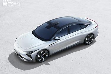 SAIC Motor y Alibaba anuncian nueva marca  de vehículos inteligentes