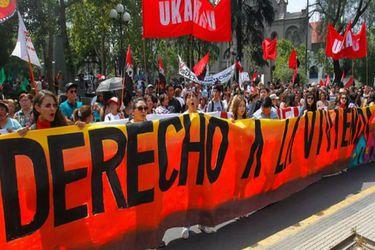 Convocan a marcha por el Derecho a la Vivienda y la Ciudad
