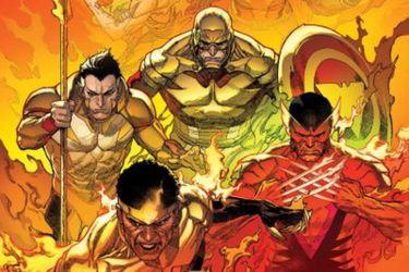 La Fuerza Fénix realizará un torneo para encontrar a su nuevo huésped en los cómics de Marvel