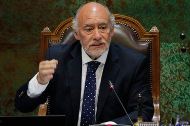 """Presidente de la Cámara llama a la oposición a """"respetar los acuerdos políticos"""" y a aprobar nueva mesa liderada por Gabriel Silber"""