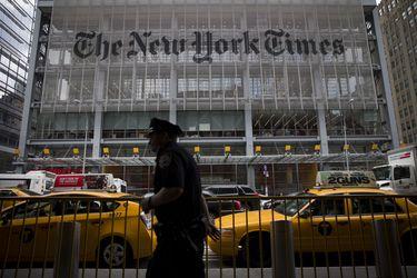The New York Times en el centro de una nueva controversia editorial