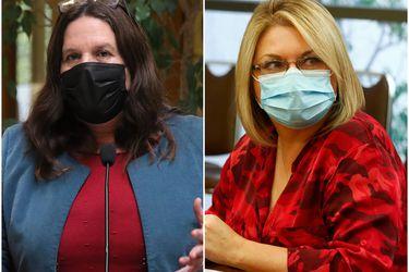 El duro enfrentamiento entre las parlamentarias Maya Fernández y Andrea Parra tras el guiño de los diputados PPD a Provoste
