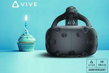 HTC lanzará sistema de suscripción con contenido de realidad virtual