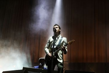 Arctic Monkeys anuncia álbum en vivo a beneficio