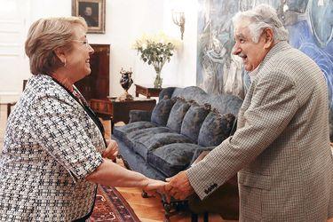 Fundación de Bachelet lanza red latinoamericana con Mujica como invitado