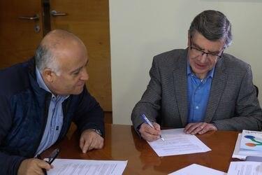 Alcaldes presentan cuestionario de la consulta ciudadana sobre horario seguro