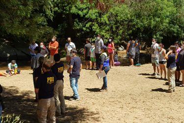 Sorprenden a 78 personas en ceremonia religiosa al interior de un camping de Concepción
