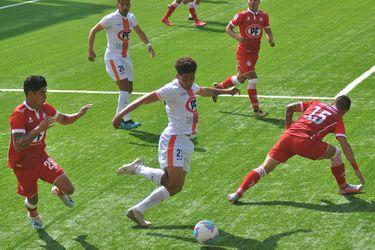 Cobresal le ha marcado a Unión La Calera en los ocho duelos que se han jugado en el Nicolás Chahuán