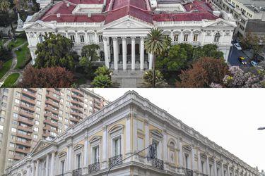 Ex Congreso y Palacio Pereira: Los lugares que baraja el gobierno para la convención constitucional