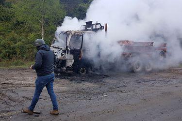 """""""Rutas rojas"""": en 81% aumentan delitos de violencia rural en las dos carreteras más peligrosas de Arauco"""