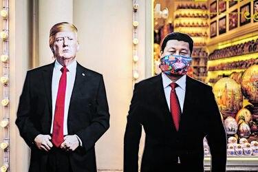 Trump abre nuevo foco de tensión con Beijing tras vetar vuelos de líneas aéreas de China
