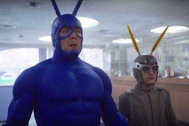 La segunda temporada de The Tick ya tiene su primer tráiler
