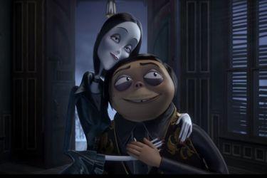 Este es el primer adelanto de la película de Los locos Addams