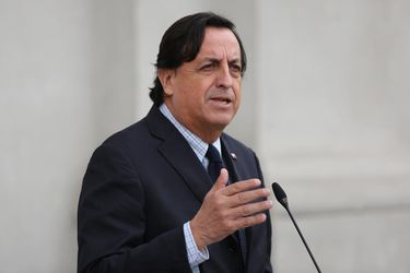 """Ministro del Interior: """"El convenio de la OIT en ninguna parte obliga al Estado de Chile a modificar sentencias ni el mecanismo de sentencia en el que se está"""""""