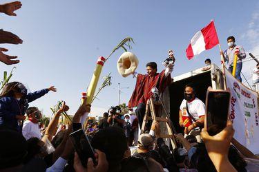 Las propuestas de Pedro Castillo de cara a asumir Presidencia de Perú: renuncia a su sueldo como mandatario