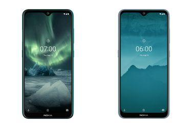 Nokia 7.2 y Nokia 6.2 ya están disponibles en Chile