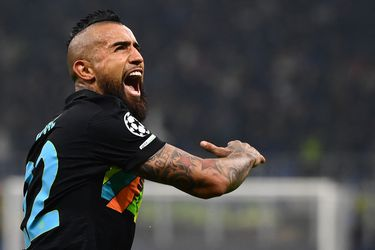 """Vidal se llena de elogios tras su actuación en la Champions: """"Da todo lo que puede dar"""""""