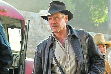 Confirmado: Indiana Jones 5 será una secuela protagonizada por Harrison Ford y dirigida por Steven Spielberg