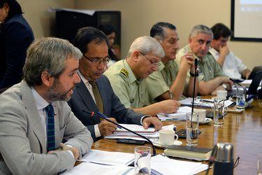 Carabineros registra desde el 18-O un total de 83 funcionarios sancionados y 14 dados de baja por denuncias de abusos o excesos