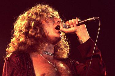 Robert Plant elige sus nueve canciones favoritas de Led Zeppelin