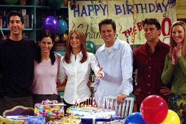 Los mejores episodios de Friends según IMDb