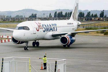 Con vuelo a Lima aeropuerto de Concepción inicia ruta internacional