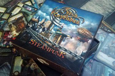 Así es Steampunk, la nueva colección de Mitos y Leyendas