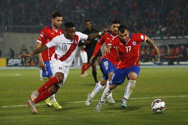 """Gary Medel sobre el próximo duelo de la Roja: """"A Perú debemos ir a matar"""""""