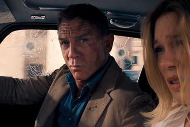 Un breve teaser trae de vuelta a Bond, para una última postergada misión con Daniel Craig