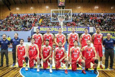 chile basquet