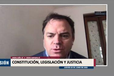 Crece tensión: Comisión de Constitución de la Cámara acordó invitar a presidenta del TC tras declaración y diputado Soto (PS) anuncia moción para acusar constitucionalmente a sus miembros