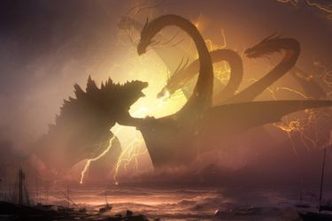 Miren estos asombrosos conceptos de Godzilla: King of the Monsters