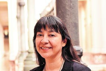 """Lidia Poza, jueza del 9º Juzgado Civil de Santiago y causas por no pago de arriendos: """"Creo que en noviembre podremos absorber todo lo que estaba pendiente"""""""