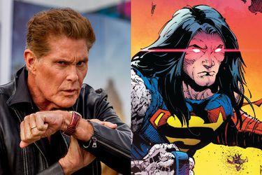 David Hasselhoff será la voz de Superman en los cortos animados de Dark Nights: Death Metal