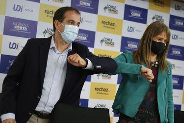"""Se desata guerra por la alcaldía de Vitacura en Chile Vamos: UDI pide primarias para definir candidato y RN dice que """"no vamos a renunciar"""" a liderar esa comuna"""
